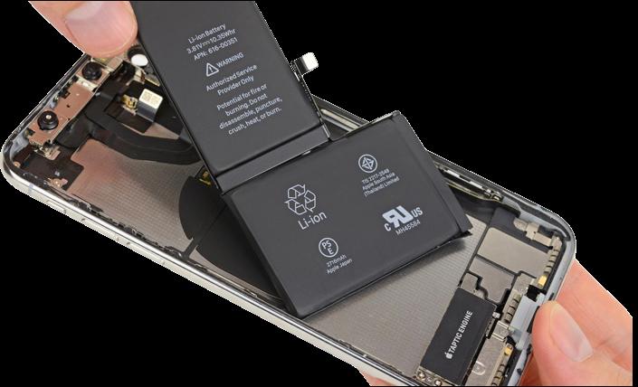 Sostituzione Batteria cellulari