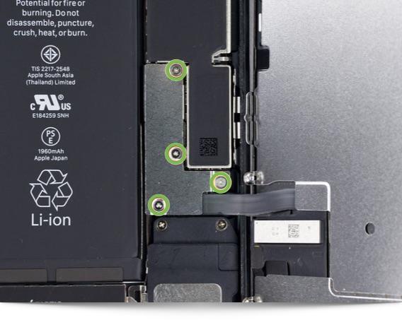 Come staccare la batteria Iphone